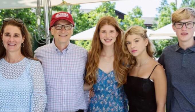 familia Gates