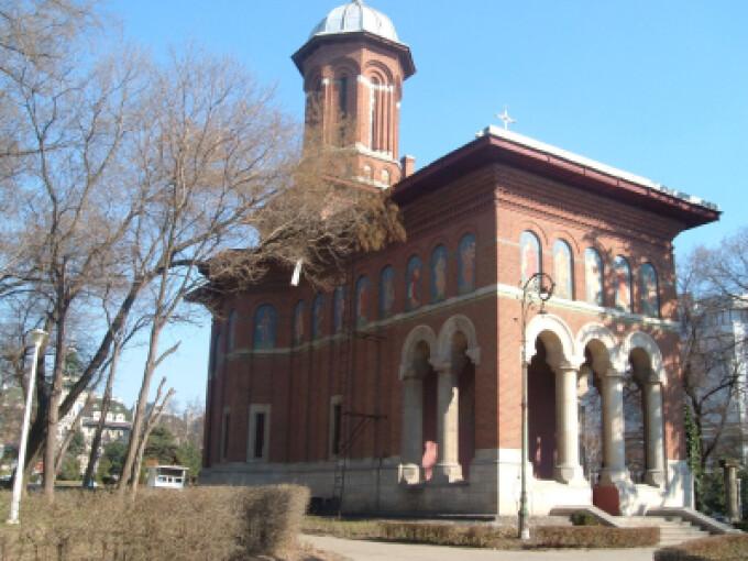 Biserica Sfanta Treime din Craiova