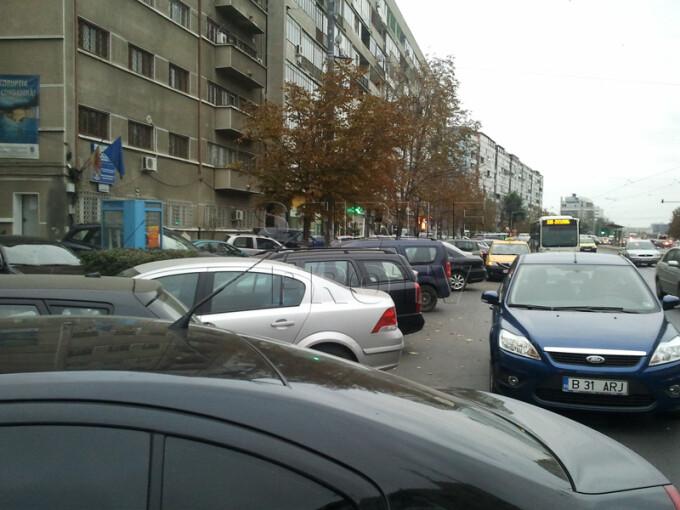 parcare sectia 8
