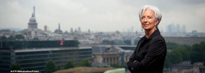 Christine Lagarde - COVER