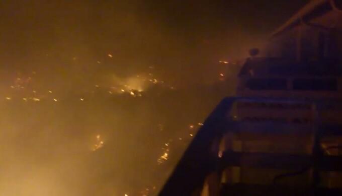 incendiu Nevada