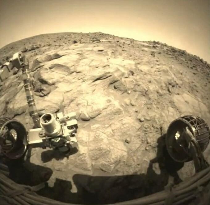 misiune pe Marte