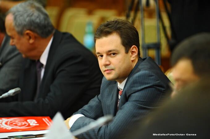 Presedintele PSD Giurgiu, Adrian Popescu