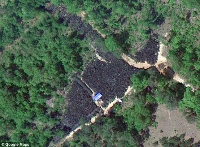 Imagine Google Earth