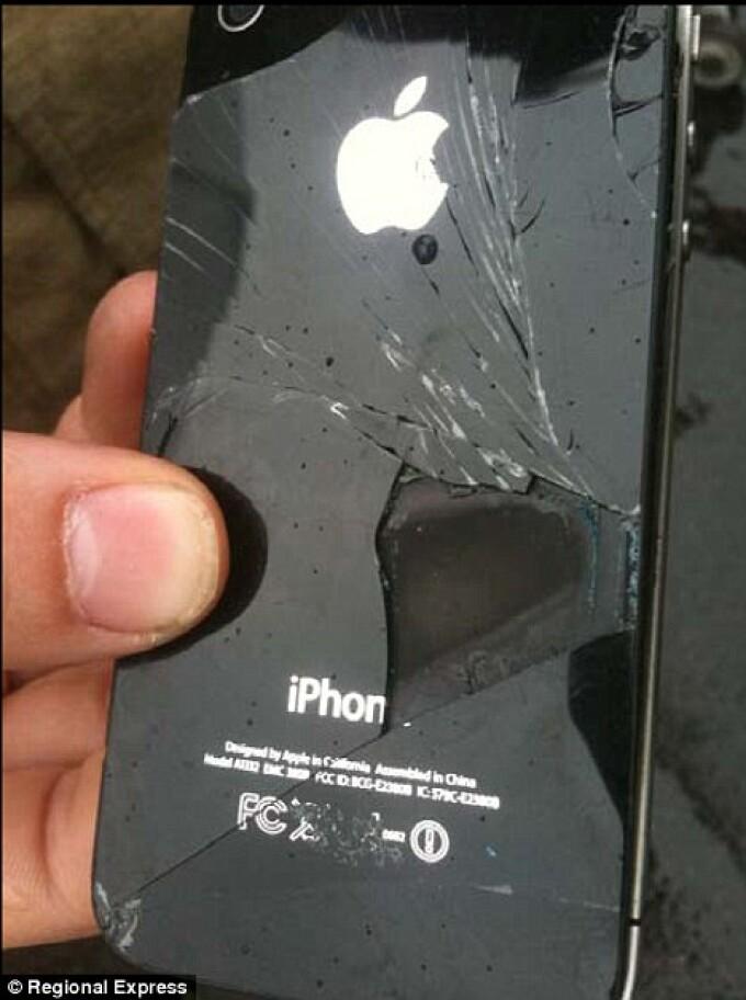 iPhone 4 ars