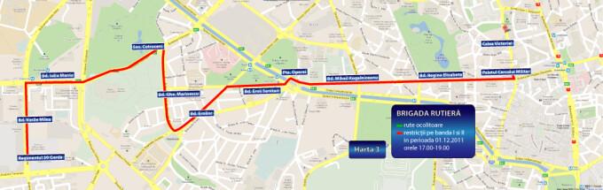 Parada De Ziua Nationala Inchide Traficul Harta Strazilor Blocate