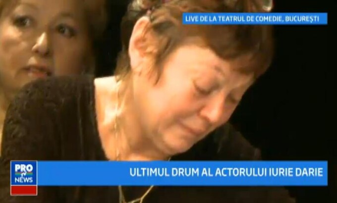 iurie darie teatru
