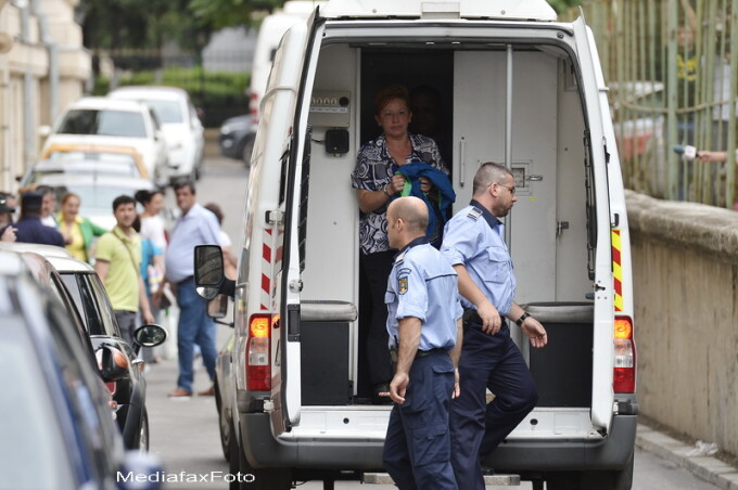 judecatoarea Carmen Mladen arestata
