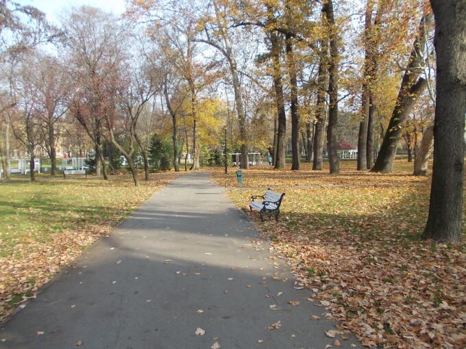 parcul poporului timisoara