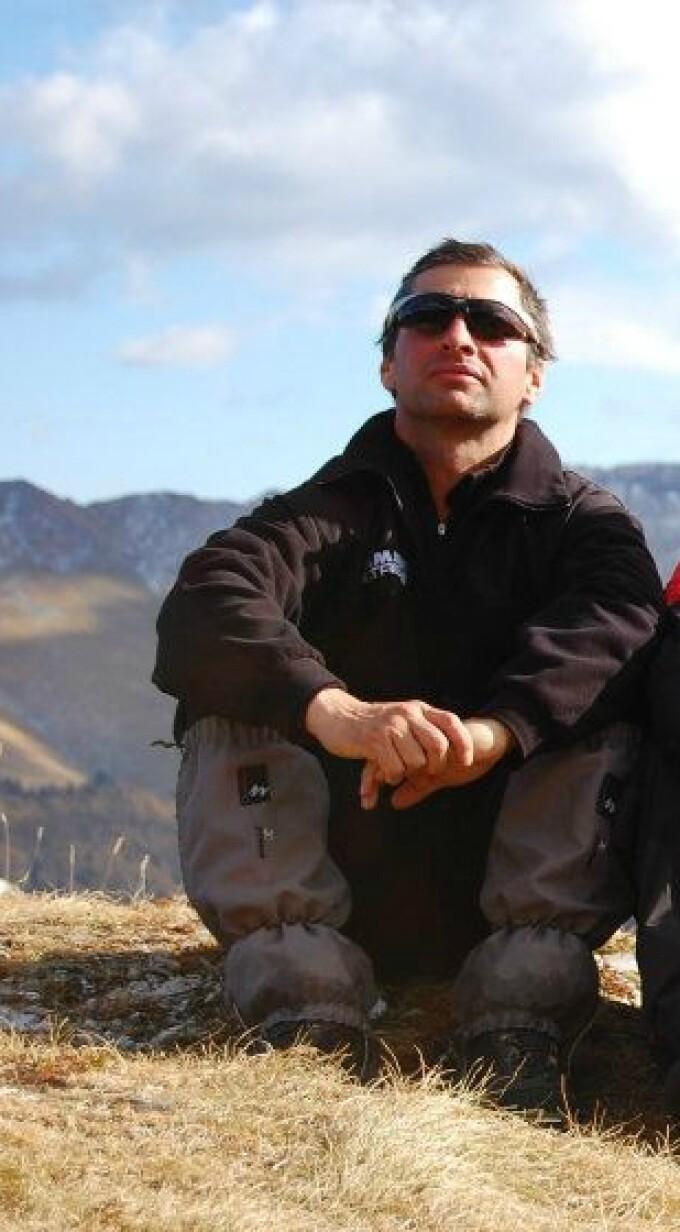 Liviu Preda, alpinist