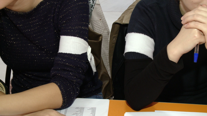 greva japoneza, studenti UVT