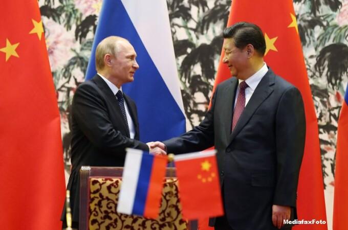cooperare china rusia