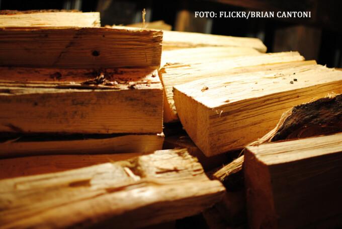 lemne de foc taiate