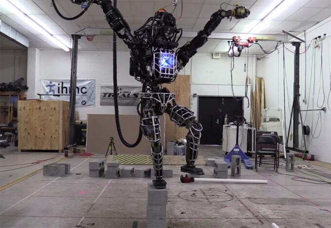 robotul IAN
