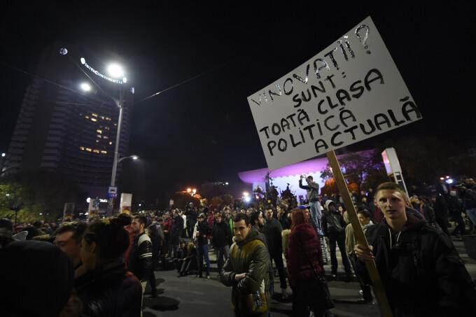Proteste - Colectiv - Agerpres
