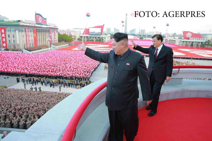 Kim Jong Un, ceremonie