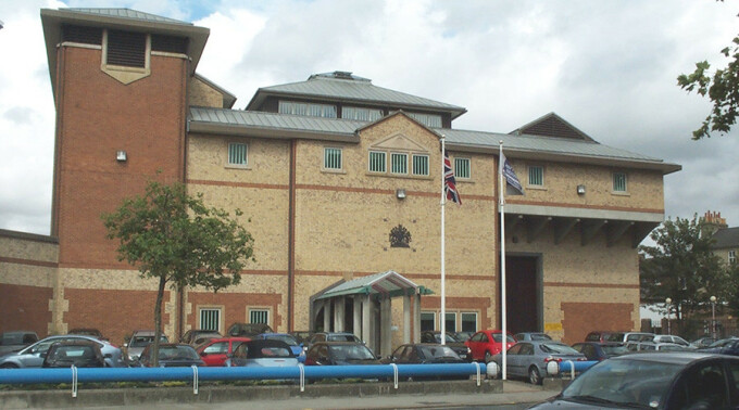 penitenciar Bedford