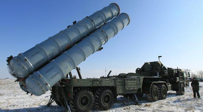 rachete S-400