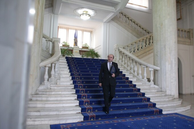 Tudorel Toader la Ministerul Justitiei