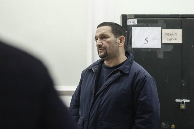 Comisarul sef Traian Berbeceanu asteapta pe holurile Inaltei Curti de Casatie si Justitie
