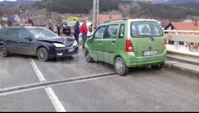 Accident Sadova