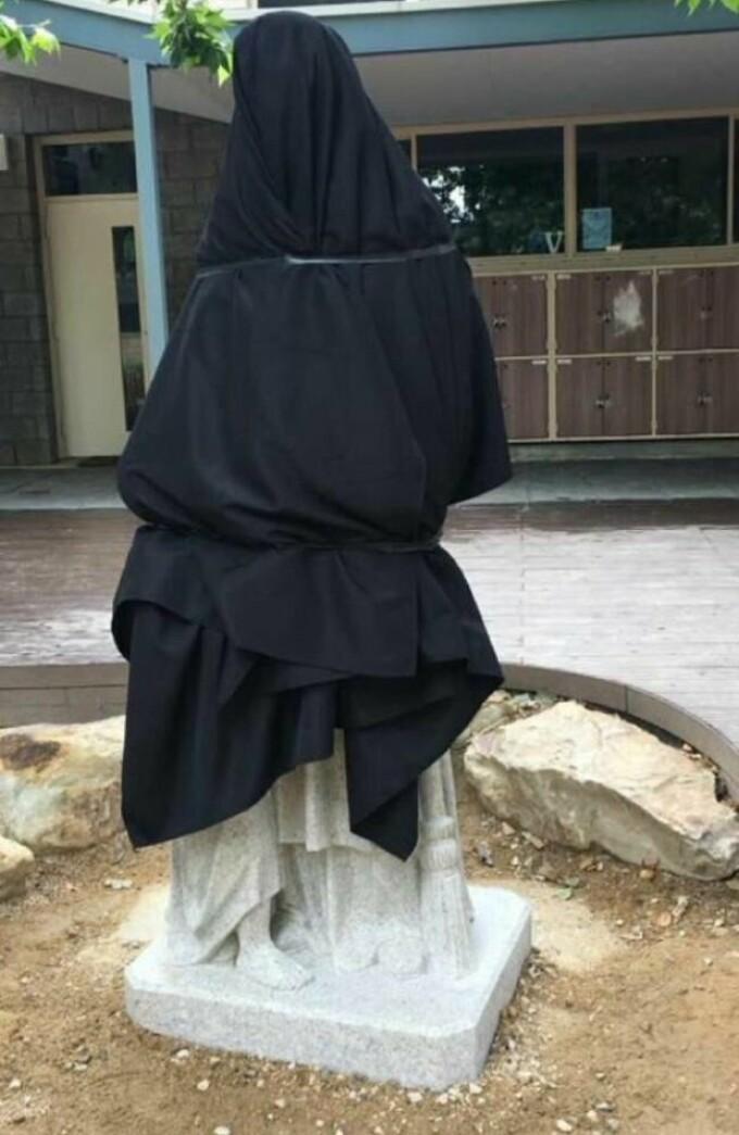 scoala, statuie, australia