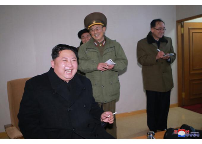 Coreea de Nord, lansare racheta, Kim Jong-un - 14