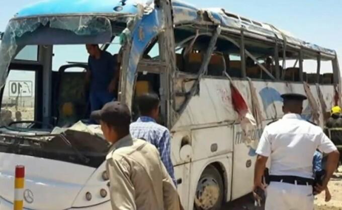atac ISIS in Egipt