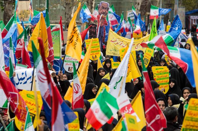 proteste iran - 5