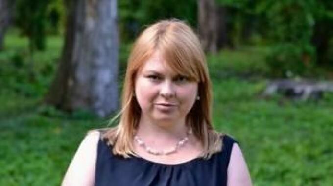 activista ucraina, Kateryna Handzyuk