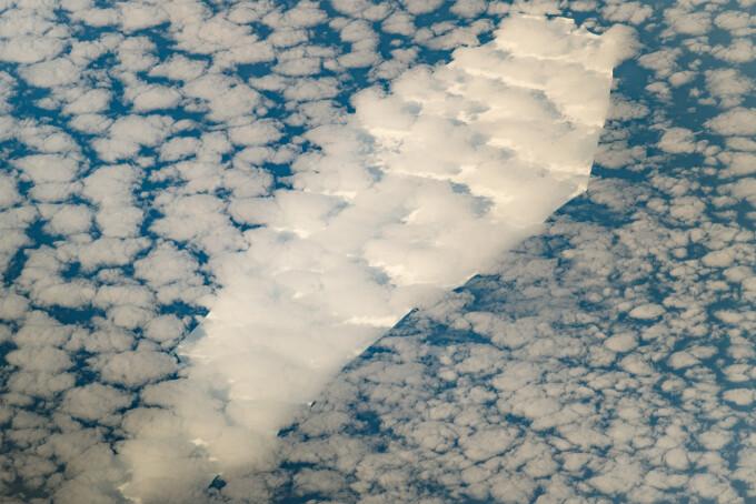 Sicriu de gheaţă, descoperit de NASA la Polul Sud