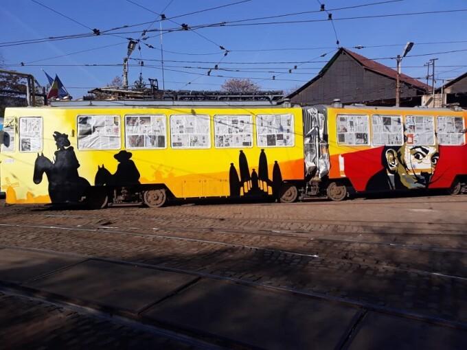 tramvaie Capitală