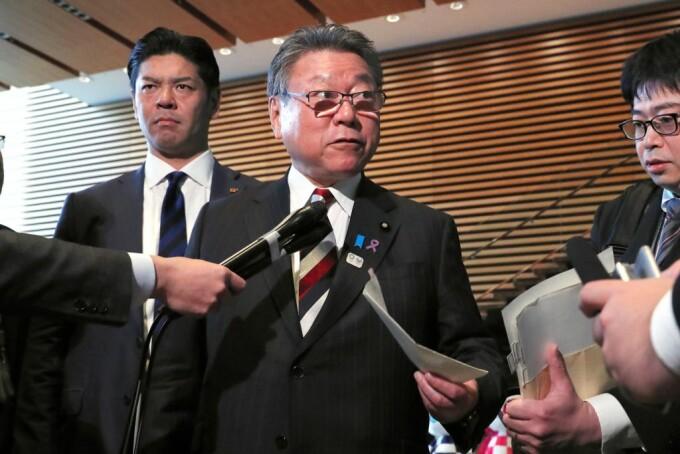 Ministru japonez