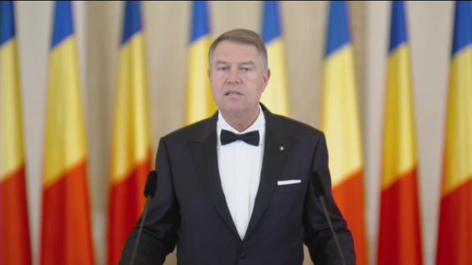 Klaus Iohannis, 1 decembrie