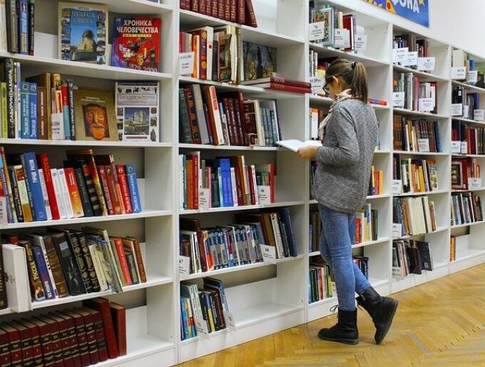 Carti, biblioteca