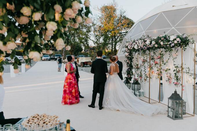 Care sunt criteriile după care trebuie ales un salon de nuntă?