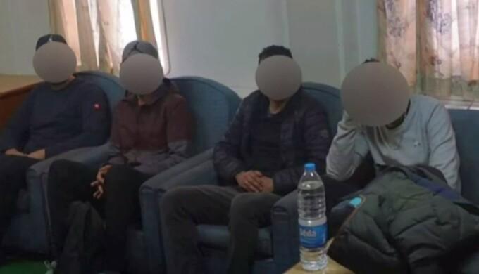 Șase migranți au dispărut de la bordul unei nave, în portul Constanța, deși erau păziți de polițiști