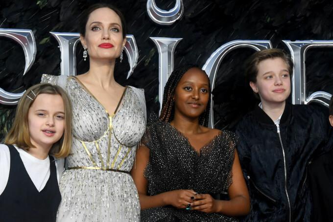 Shiloh, fiica Angelinei Jolie și a lui Brad Pitt, face tratament pentru schimbare de sex - 9