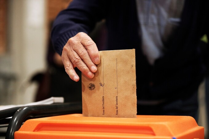 alegeri Uruguay