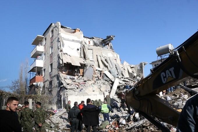 Cutremur Albania - 5