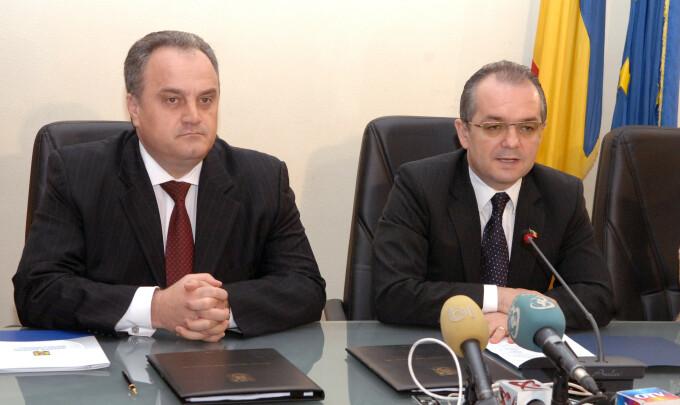 Gabriel Sandu, Emil Boc