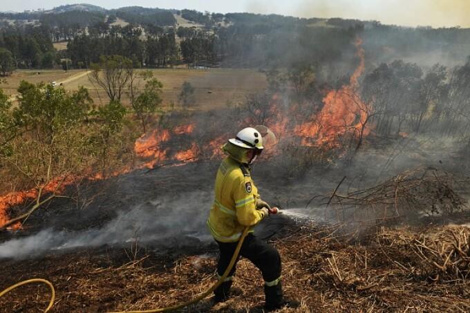 pompieri australia