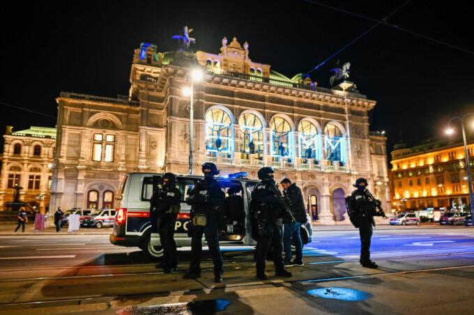 atac terorist in Viena