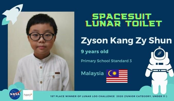 Lunar Loo Challenge