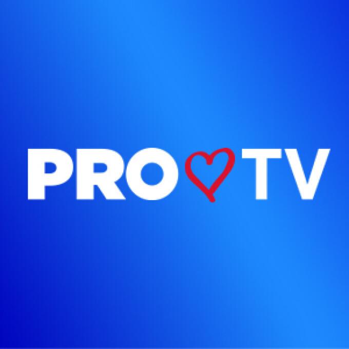 PRO TV sărbătoreşte Ziua Mondială a Televiziunii. Cum s-a schimbat logo-ul