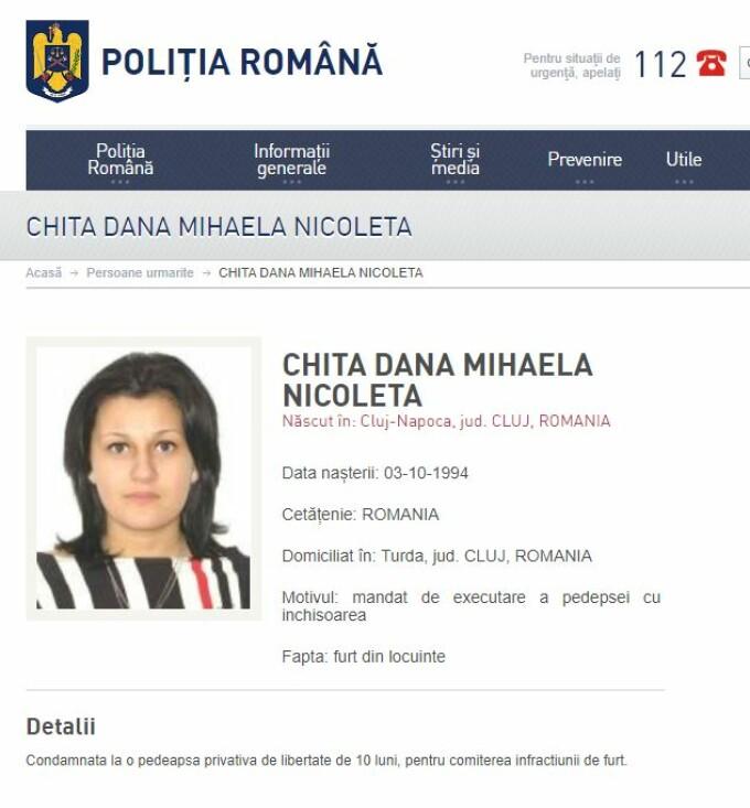 nicoleta chita