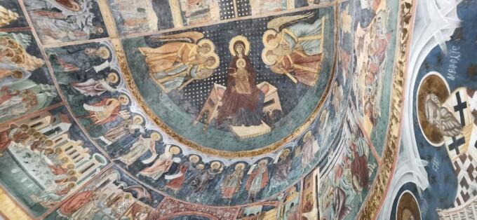 """Biserica """"Sfântul Nicolae"""" din Bălinești"""