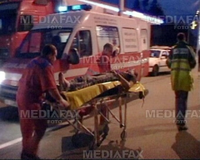 Noapte insangerata pe DN1: o batrana a murit intr-un accident cumplit