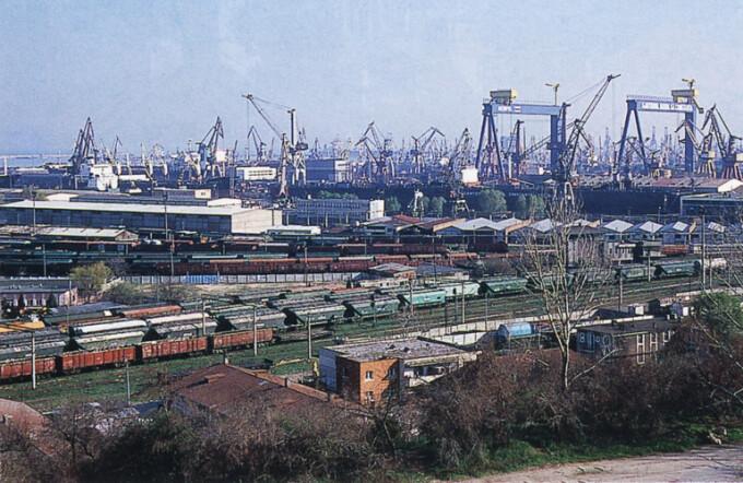 Grav accident de munca in Portul Constanta