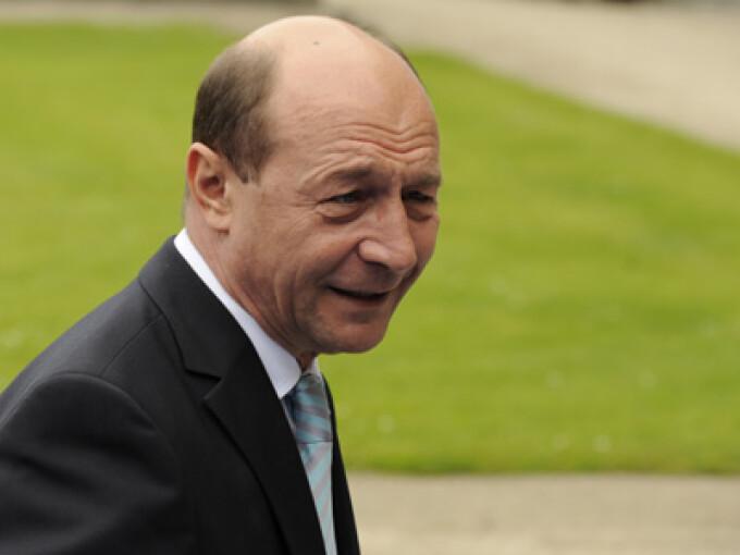 Presedintele Basescu